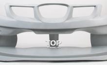 Передний бампер  - Обвес Zero Sport - Тюнинг Subaru Impreza WRX STi (GD8).