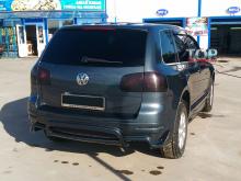 4957 Тюнинг - Обвес Je Design Дорестайлинг на VW Touareg I