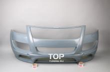 4966 Передний бампер Je Design на VW Touareg I