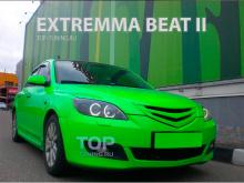 Тюнинг Мазда 3 Хэтчбек - Решетка радиатора Extremma Beat II.