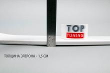 Толщина элерона 15 мм.