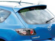 Тюнинг Мазда 3 БЛ - Спойлер на крышку багажника Sport