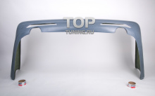 4998 Задний бампер Lorinser на Mercedes E-Class W210