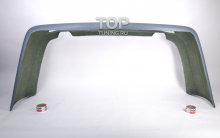 Задний бампер - обвес Лоринзер - Тюнинг Мерседес Бенц Е класс - W 210 дорестайлинг.