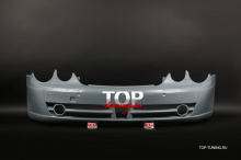 Тюнинг Мерседес W215 - Передний бампер обвеса Lorinser F1.
