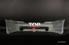 Тюнинг Мерседес W215 - Задний бампер обвеса Lorinser F1.
