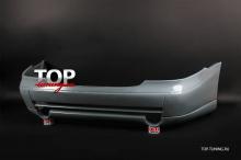 5005 Задний бампер Lorinser F1 на Mercedes CL-Class W215