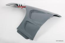 Тюнинг Мерседес W215 - Крылья обвеса Lorinser F1.