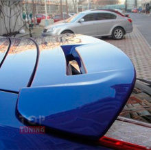 Тюнинг Форд Фокус 2 - Спойлер крышки багажника Rieger