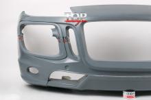 5028 Передний бампер Mansory Rinspeed X-Treme на Porsche Cayenne 957