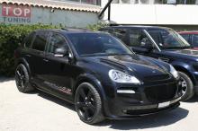 Производство обвесов на Porsche в Москве.