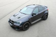 Тюнинг капот G Power для BMW X5 E70 / X6 E71.