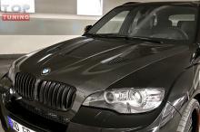 Легендарный капот G Power для BMW X6 E71.