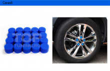 Комплект универсальных накладок (колпачков) на болты колес.