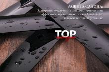 ОРИГИНАЛЬНЫЕ ДЕФЛЕКТОРЫ НА ОКНА - EPIC BLACK BRILLIANCE ТЮНИНГ МАЗДА СХ-5 (ПЕРВОЕ ПОКОЛЕНИЕ, РЕСТАЙЛИНГ, ДОРЕСТАЙЛИНГ 2012 / 2016)