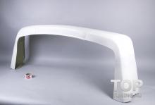 Задняя накладка на бампер - Обвес Элеанор. Тюнинг Форд Мустанг 5.