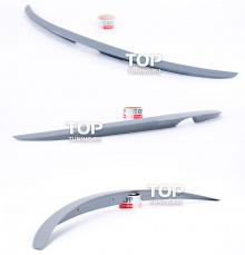 Оригинальный спойлер крышки багажника R-Line - Тюнинг Mazda 6 GJ