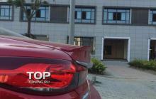 Оригинальный спойлер крышки багажника R-Line - Тюнинг Mazda 6 New (2012-2013-2014)