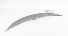 Спойлер на крышку багажника - Обвес LMA - Тюнинг БМВ Х6 Е71