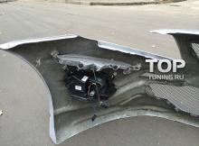 Тюнинг Киа Оптима 3 (К5) - Передний бампер Rindmade
