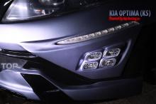 5102 Передний бампер Rindmade на Kia Optima 3 (K5)