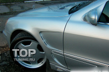 Тюнинг Мерседес S220 - Аэродинамический обвес Lorinser F1