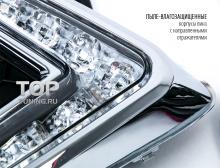 Светодиодные, дневные ходовые огни EPIC Hybrid Type 2 - Тюнинг MAZDA CX-5.