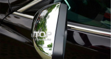 Стайлинг Мазда 6 - Декоративные накладки на зеркала Epic Silver.