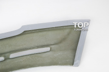 Тюнинг Кадиллак СРХ 2 - Накладка на передний бампер (губа)