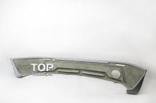 Накладка на задний бампер - Обвес MZ Speed Luv Line - Тюнинг Cadillac SRX