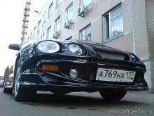 Передний бампер - Обвес Varis Extremor для Тойота Селика в кузове ST205 GT-FOUR.