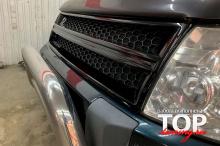 5177 Решетка радиатора Roar на Mitsubishi Pajero