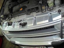 Тюнинг Митсубиси Паджеро 4 - Решетка радиатора с планкой Roar.
