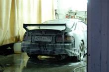 Задний бампер - Обвес Varis Extremor для Тойоты Селики ST 205 GT-FOUR и ST 202.