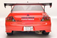 Наклейки на авто - полный набор APR для Mitsubishi Lancer Evolution