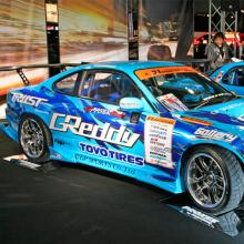 Наклейки на авто - полный набор Greddy для Nissan Silvia S15.