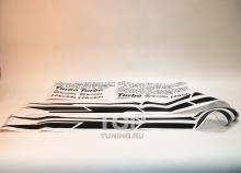 5201 Наклейки на авто - полноформатный комплект Trust