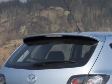 Спойлер для Мазды 3 (BK) кузов хетчбек, из качественного ABS пластика.