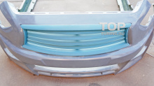 Тюнинг Инфинити С51 (Infiniti QX70) рестайлинг - Передний бампер Lorinser.