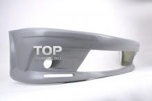 Тюнинг БМВ 5 Е39 - Передний бампер ВТ.