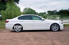 Тюнинг BMW 5 серии F10 - Альтернативные пороги M-Technic.