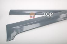 Комплект порогов - Модель M-Technic - Тюнинг БМВ 5 F10