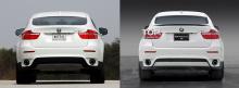Тюнинг БМВ Х6 Е71 - Аэродинамический обвес Performance.