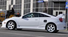 Пороги - Обвес C-One - Тюнинг Тойота Селика GT-S ST231 / 230.