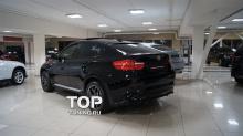 5280 Накладка на задний бампер Performance на BMW X6 E71