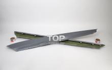 Накладки на пороги - Обвес Performance - Тюнинг БМВ х6 е71