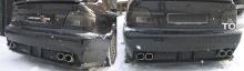 Тюнинг BMW Е39 - Задний бампер Seidl.