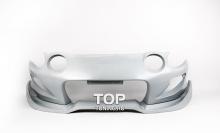 531 Передний бампер - Обвес Veil Side на Toyota Celica T20