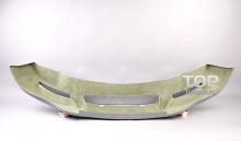 Накладка на передний бампер - Обвес Grand Turismo - Тюнинг БМВ Х5 Е53 (Дорестайлинг 1999 - 2004)