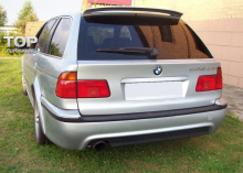 Тюнинг BMW Е39 - Спойлер на крышку багажника Touring.
